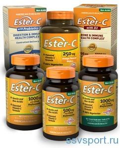 Витамин С от компании Эстер С - лучший натуральный витамин