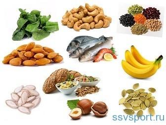 Продукты, содержащие серотонин
