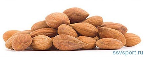 Ядро абрикоса - калорийность