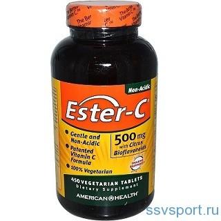 Витамин С от компании Эстер С