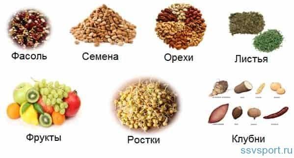 Витамин В17 продукты