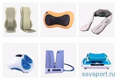 Массажные подушки для спины и шеи - как выбрать
