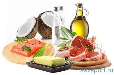 Полезные жиры - в каких продуктах