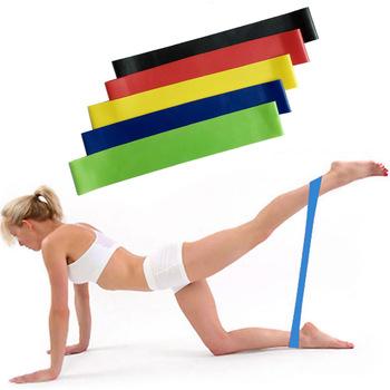 Резинки для фитнеса, петли латексные